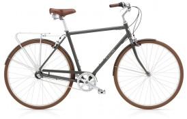 Bicycle Electra Loft 3i Army Grey