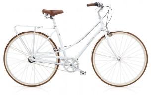 Велосипед Electra Loft 3i White