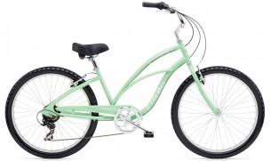 Велосипед Electra Cruiser 7D зелен