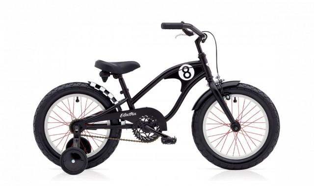 Детско колело Electra Straight 8 black 1