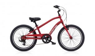 Детско колело Electra Townie 7D червено