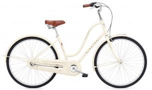 Велосипед Electra Amsterdam Cream