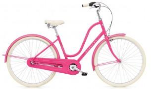 Велосипед Electra Deep Pink